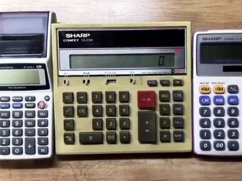 آموزش کار با ماشین حساب حسابداری - قسمت دوم