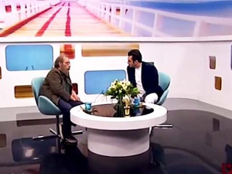 بخش کامل مصاحبه نیمه تمام آرش ظلی پور با مسعود فراستی در برنامه من و شما