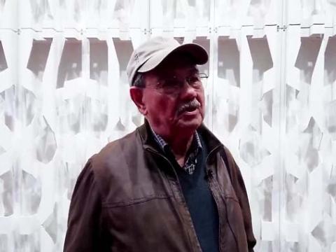گفت و گو با منوچهر طیاب مستند ساز و کارگردان لرستان کهن سرزمین فوم کاسیت