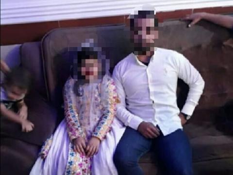 انتشار عکس عروس و داماد اشتباه بود