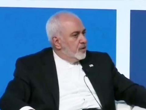 سخنان بدون لکنت ظریف در دفاع از کشور ایران