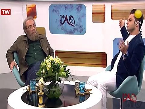 درگیری لفظی بین مسعود فراستی و آرش ظلی پور