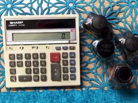 نحوه كار با ماشين حساب حسابداری - قسمت چهارم