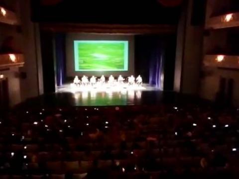 کنسرت موسیقی لری استاد ایرج رحمانپور و گروه هانای در تالار وحدت