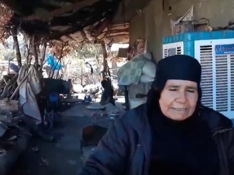 مشکلات در روستای بیدانجیر یاسوج